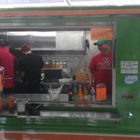 Photo taken at Food Truck Court by Henry V. on 6/27/2012