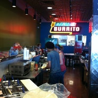 Photo taken at Neato Burrito by David S. on 6/3/2012