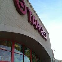 Photo taken at Target by John D. on 3/30/2012
