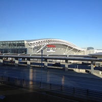 Photo taken at Terminal 8 by Cynthia D. on 2/26/2012
