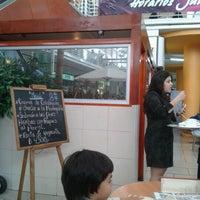 Photo taken at Cafeteria Cioccolatta by Fernandinho G. on 6/30/2012