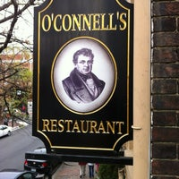 Photo taken at Daniel O'Connell's Restaurant & Bar by Joseph S. on 3/25/2012