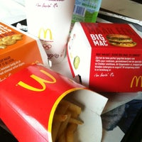 Photo taken at McDonald's by Anne-Frank D. on 8/11/2012