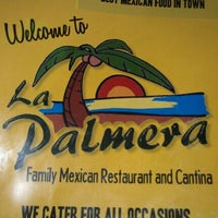 Photo taken at La Palmera by Brittney R. on 5/20/2012