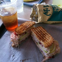 Photo taken at Chops Deli by Will on 8/19/2012