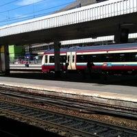Photo taken at Haymarket Railway Station (HYM) by Derek C. on 5/3/2012