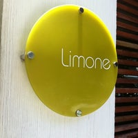 Photo taken at Limone Restaurante e Café by Patrick R. on 3/8/2012