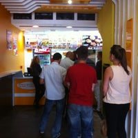 Photo taken at Burgerland by Luisao S. on 8/28/2012