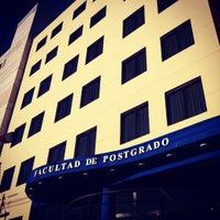 Photo taken at Universidad Americana by Diana H. on 6/28/2012