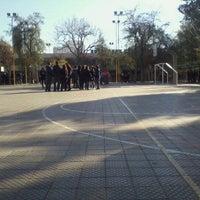 Photo taken at Colegio Hispano-Americano by Daniel V. on 6/8/2012