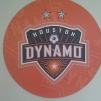 Photo taken at Houston Dynamo Offices by deviantpixel on 2/28/2012