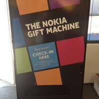 Photo taken at Nokia Gift Machine @ App Campus – Disrupt San Fran by hitoshi h. on 6/21/2012