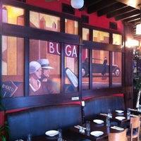Photo taken at Cafe Bugatti by Amir A. on 3/7/2012