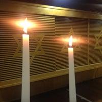 Photo taken at Sinagoga da Hebraica by Jose Luiz G. on 5/18/2012
