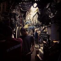 Photo taken at Kraynicks Bike Shop Inc by Antonio O. on 8/30/2012