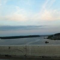 Photo taken at Millard E. Tydings Memorial Bridge by Cindy C. on 6/16/2012