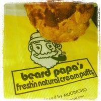 Photo taken at Beard Papa's by Joey B. on 9/3/2012