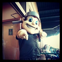 Photo taken at Parkview Field by Mike Q. on 4/17/2012