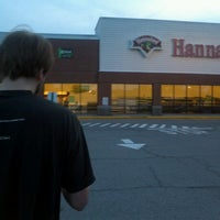 Photo taken at Hannaford Supermarket by Wade U. on 7/24/2012