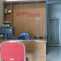 Photo taken at Graha Karir ECC UGM by Lukman I. on 7/21/2012
