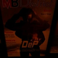 Photo taken at District Lounge by Theodora, R. on 3/21/2012
