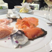 Photo taken at Caviar House & Prunier by Alexa A. on 7/12/2012