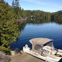 Das Foto wurde bei Sakinaw Lake von Alan A. am 3/25/2012 aufgenommen