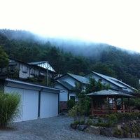 Photo taken at 河口湖カントリーコテージBan by Tatsuya M. on 8/23/2012