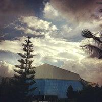 Photo taken at Biblioteca USBI by Roman C. on 7/3/2012