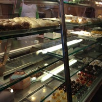 Photo taken at Sissi Pasticceria by Caroline-Yvonne S. on 9/1/2012