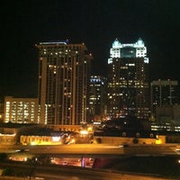 Photo taken at One80 Grey Goose Lounge by ILL DJ C. on 6/16/2012