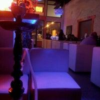 Photo taken at Tangerine Hookah Lounge by Jean V. on 5/30/2012