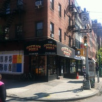 Photo taken at Gotham Pizza by John A. on 4/19/2012