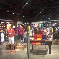 Photo taken at Nike by Guru L. on 6/27/2012