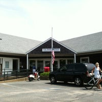 Photo taken at Edgartown Post Office by John L. on 8/8/2012