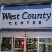 Photo taken at West County Center by Stephen G. on 3/13/2012