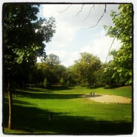 Photo taken at Clark Park by Lori A. on 8/13/2012