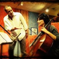 Photo taken at Ultrasuede Studio by John C. on 8/27/2012