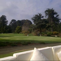 Photo taken at Club de Golf Santo Domingo by Claudio B. on 8/11/2012