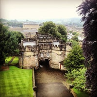 Photo taken at Skipton Castle by Malinee P. on 7/25/2012
