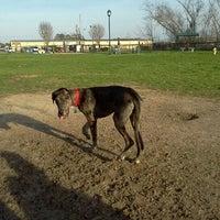 Photo taken at Ella & Friends (Deer Park) Dog Park by Jacqueline S. on 2/23/2012