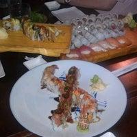 Photo taken at Utage Athens Sushi Bar by Gerry M. on 2/24/2012