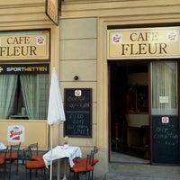 Photo taken at Café Fleur by Imaginateur on 6/26/2012