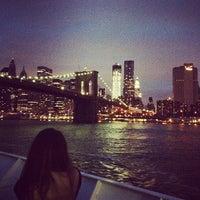 Photo taken at Under The Brooklyn Bridge by Randolph H. on 5/21/2012