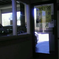 Photo taken at Jiffy Lube by Tony S. on 3/13/2012