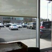 Photo taken at Johnson Hyundai of Cary by superdavefv on 3/7/2012