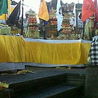 Photo taken at Pura Taman Sari by Mee E. on 5/5/2012