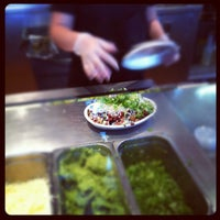 Photo taken at Chipotle Mexican Grill by Dee Jay Cartiac on 6/6/2012
