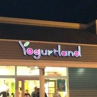 Photo taken at Yogurtland by Justin C. on 2/29/2012