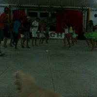 Photo taken at Rancho (Escola de Samba) by Diego S. on 4/12/2012